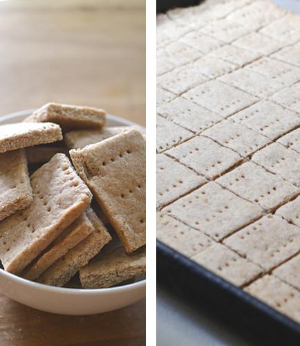 北海道産小麦の全粒粉クッキー