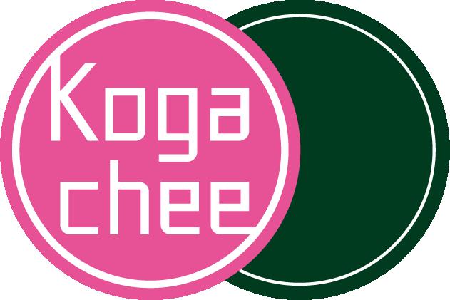 コガネイチーズケーキロゴ